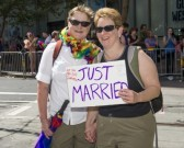 The same-sex marriage debate!