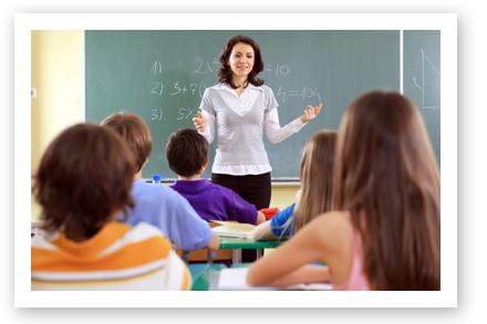 Teacher facilitator of learning