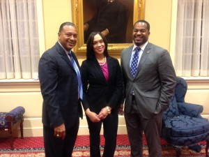 Baltimore City State's Attorney, Marilyn Mosby